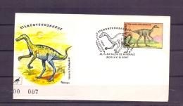 Posta Romana - Stenonychosaurus  - Cluj Napoca 5/6/94  (RM10253) - Postzegels
