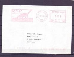 Nederland - NNM Presenteert Camarasaurus - Leiden 18/6/96   (RM10259) - Postzegels