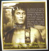 MNH BURKINA FASO #1197 : SOUVENIR SHEET INTERNATIONAL FILM FESTIVAL PLATOON - Burkina Faso (1984-...)