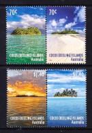 Cocos 2015 Islands Of Cocos Set Of 4 MNH - Islas Cocos (Keeling)