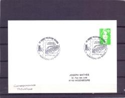 Rép. Française - 55e Congres Philatélique Régional -  Montceau Les Mines 26-27/4/1997 (RM10399) - Timbres