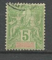 MADAGASCAR N� 42A  OBL