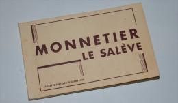 MONNETIER LE SALEVE   Carnet 18 Cartes (voir Photos) - Francia