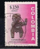 YT N° PA 563 - Oblitéré - Céramiques Précolombiennes - Colombia