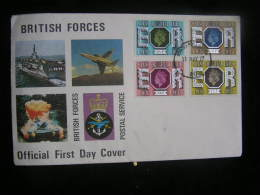 Grande-Bretagne, Silver Jubilee - 1952 - 1977  British Forces Pastal Service - Official Day Cover - 1971-1980 Em. Décimales