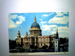 St Paul's Catherdal, London, UK - St. Paul's Cathedral