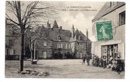 Corrèze : Lapleau : Le Château Rouby - Autres Communes