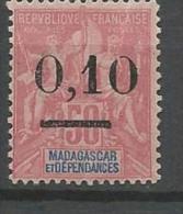 MADAGASCAR N� 53 TYPE II NEUF SANS GOM