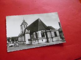 61 BELLEME Cpsm Photo Eglise Saint Sauveur XV Et XVI  Siecles  Voiture 4 Cv Renault NON  Circulee EDIT Cap  N° 1618 ORNE - France