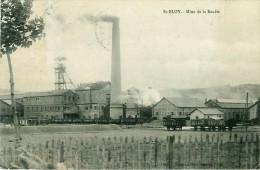 Cpa SAINT ELOY LES MINES 63 Mine De La Bouble - Saint Eloy Les Mines