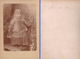ARMÉNIE / ARMENIA Or GEORGIA [ ? ] : PHOTO ANCIENNE Sur CARTON FORT / OLD REAL PHOTOGRAPH - TIFLIS - YEAR ~ 1900 (05) - Arménie