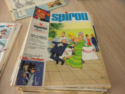 Mes Ref SP 1974 : Le Journal De Spirou Année 1974 Numero 1871 - Spirou Magazine