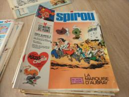 Mes Ref SP 1974 : Le Journal De Spirou Année 1974 Numero 1873 - Spirou Magazine