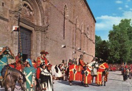AREZZO , Giostra Del Saracino - Arezzo