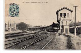 Côte D' Or : Dijon : La Gare - Dijon
