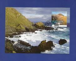 AAT 2010  Mi.Nr. 185 , Caroline Cove - Macquarie Island - Maximum Card - First Day 26 OCT 2010 - Maximum Cards