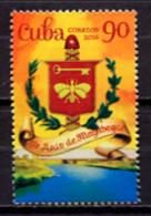 Cuba 2016 / Mayabeque Coat Of Arms Bees MNH Escudo De Armas Abejas Wappen / C10832  34-12 - Sellos