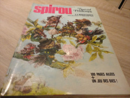 Mes Ref SP 6 : Le Journal De Spirou Année 1974  Spirou 1875 Spécial Printemps Hausman - Spirou Magazine
