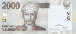 Indonesia - Pick 148 - 2000 Rupiah 2009 - Unc - Indonésie
