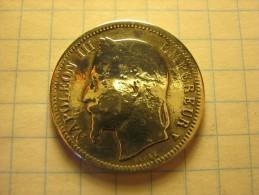 France 1 Franc 1868 A - France