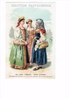 Publicité - SERIE LES RACES HUMAINES - RUSSIE D'EUROPE FEMMES DE JAROLAW ET DU GOUVERNEMENT DE ST-PETERSBOURG Médicament - Advertising