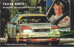 Germany K83/94 - Frank Biela - Audi - K-Series : Série Clients