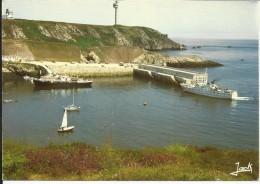 ILE D' OUESSANT , Le Port Du Stiff - Ouessant