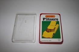 Speelkaarten - Kwartet, MATCHBOX - Flitsers, Nr 2261, Eldorado , *** - - Playing Cards (classic)