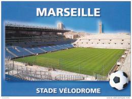 FOOTBALL CP  STADE DU  VELODROME   MARSEILLE    (13) - Soccer