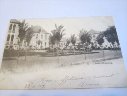 CPA LIMOGES L ASILE CHASTAING 1902 - Limoges