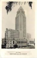 194021-California, Los Angeles, RPPC, City Hall Building