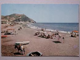 Almuñécar, Playa Del Paseo - Granada