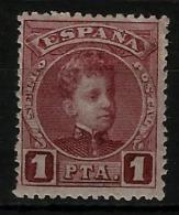 02204 España EDIFIL 253 * Catalogo 51,-€ - 1889-1931 Royaume: Alphonse XIII