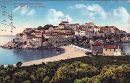 SAN STEFANO Presso BUDUA (Insel In Montenegro) - Gel.1912 - Montenegro