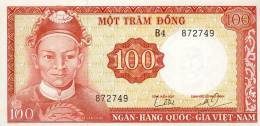 Vietnam, South - Vietnam, Pick 19 B, 100 Dong, 1966  ! - Vietnam