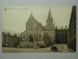 Namur, Eglise Et Place De Bomel - Namur