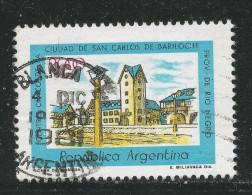Argentina 1980 Scott #1178 (U) Civic Center Bariloche, Rio Negro - Argentine