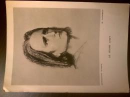 Le Jeune Liszt Katzaroff - Peintures & Tableaux