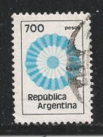 Argentina 1980. Scott #1214 (U) Umbrella ? - Argentine