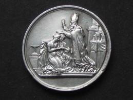 Très Belle Médaille  De MARIAGE - En Argent   **** EN ACHAT IMMEDIAT **** - Francia