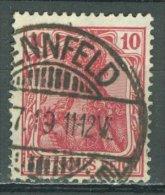 DEUTSCHES REICH 1902: Mi 71 / YT 69, O - KOSTENLOSER VERSAND AB 10 EURO - Deutschland