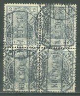 DEUTSCHES REICH 1902: Mi 68 / YT 66, O - KOSTENLOSER VERSAND AB 10 EURO - Gebruikt