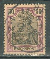 DEUTSCHES REICH 1900: Mi 61 / YT 59, O - KOSTENLOSER VERSAND AB 10 EURO - Deutschland