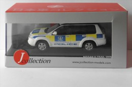 NISSAN X-TRAIL 2008 ROYAL BARBADOS POLICE FORCE JCOLLECTION JC221 1/43 BARBADE