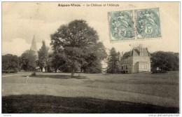 41 AIGUES-VIVES Le Château Et L´Abbaye- - France