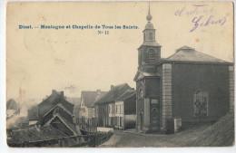 Diest - Montagne Et Chapelle De Tous Les Saints.N°11 - Diest
