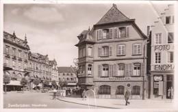 Carte Postale, Maxstrasse, Ratskeller, Schreiner, Zweibrücken - Zweibruecken