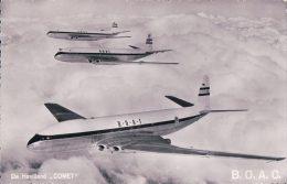 """Aviation, Avion De Havilland """"COMET""""  De BOAC (7675) - 1946-....: Moderne"""