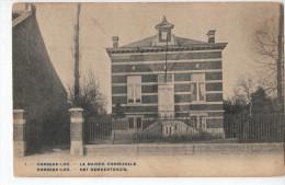 Korbeek-Lo  1.Corbeek-Loo : Het Gemeentehuis - Bierbeek