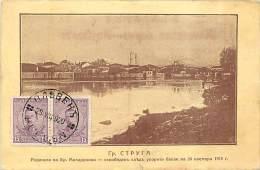 IMMAGINE DI STRUGA. BELLA CARTOLINA 1920 - Macedonia